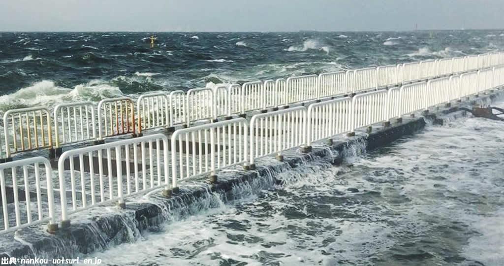 釣果 公園 南港 釣り 大阪南港のおすすめの海釣り公園 魚釣り園護岸を紹介します。